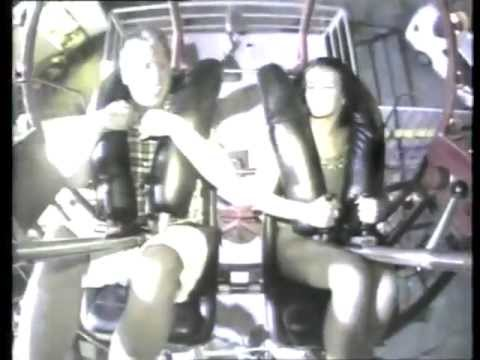 The Penthouse Blog - Girl Gets Excited On Sling Shot Ride