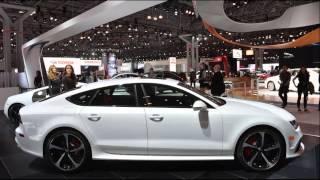 Audi RS7 Dynamic Edition 2015 Videos