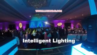 Indian Wedding Reception at Crowne Plaza, Cherry Hill, New Jersey