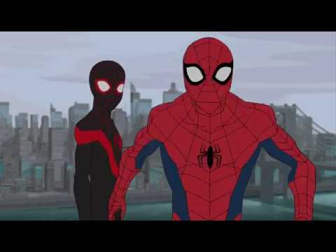 Marvel | Человек паук 2017 | сезон 1 серия 17 - Восхождение Дока Ока. Часть 2