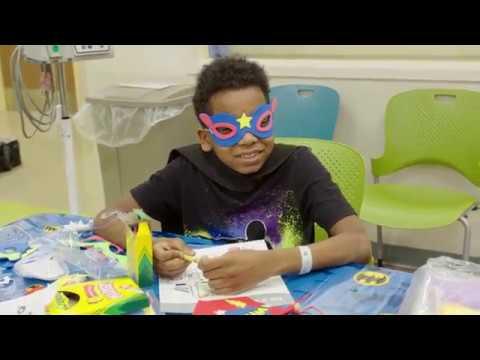 Superhero Day | Dayton Children's Hospital | 2019