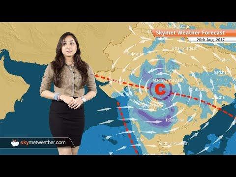 Weather Forecast for Aug 20: Rains in Delhi, Rajasthan, Uttar Pradesh, Himachal Pradesh