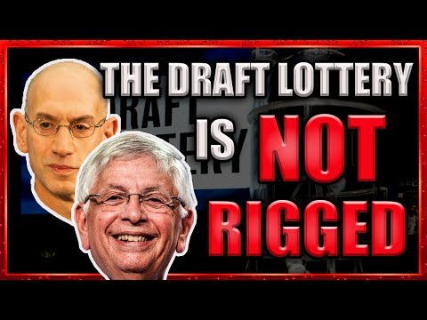 WHY the NBA Draft Lottery is NOT RIGGED | Debunking NBA Conspiracies