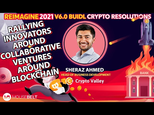 Sheraz Ahmed - Crypto Valley Association - Building Crypto Communities