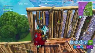 Fortnite squads with that late pickup