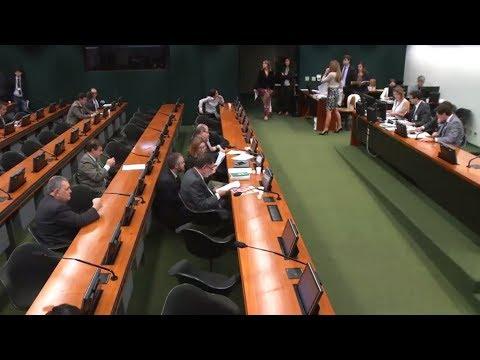 CONSTITUIÇÃO E JUSTIÇA E DE CIDADANIA - Reunião Deliberativa - 23/05/2018 - 10:58