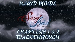 Selyp Plays: Sang-Froid - Tales of Werewolves - Hard Mode Walkthrough - Part 0 (Ch. 1 & 2)