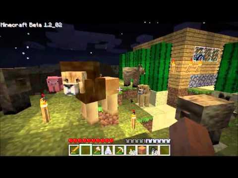 Minecraft Animals Mod - YouTube