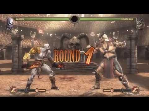 скачать игру Mortal Kombat 9 на Pc через торрент на русском - фото 9