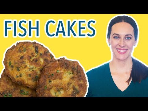 How To Make Fish Cakes - Flounder, Hake, Or Sea Bass Recipe Demo