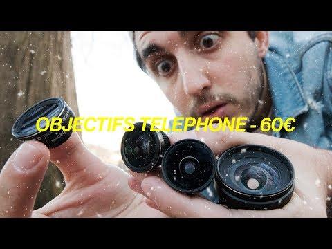 OBJECTIFS A MOINS DE 60€ POUR TELEPHONE / VLOGMAS 6