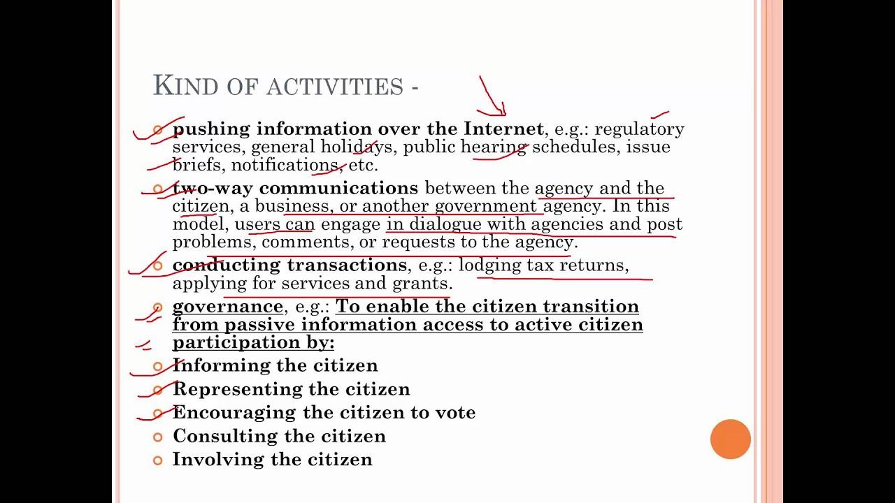 E government master39s thesis