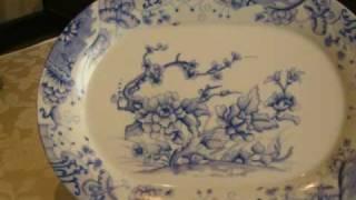 Pintura sobre Porcelana. - 2da. Exposición del Taller Le Vaisselier