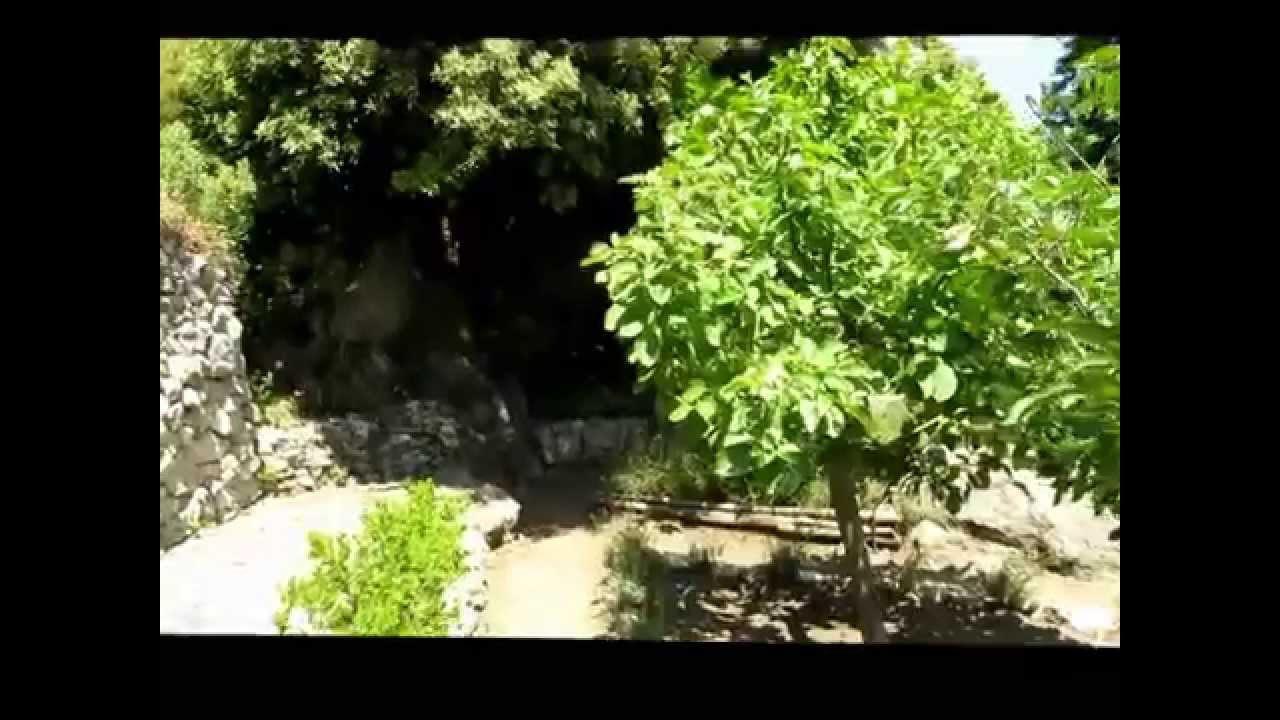 le jardin médiéval de saint-agnès - youtube