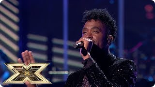Dalton Harris sings Listen | Live Shows Week 5 | X Factor UK 2018 thumbnail