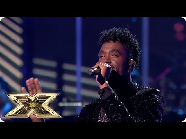 Dalton Harris sings Listen   Live Shows Week 5   X Factor UK 2018