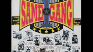 West Coast Rap All-Stars - We