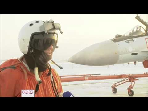 Видео: НОВЫЕ ИСТРЕБИТЕЛИ Су-35С СКОРО БУДУТ В СИРИИ? Новости сегодня 27.12.2015