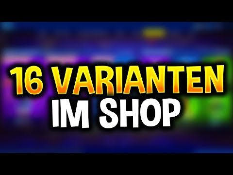 WOW! 16 NEUE STILE 😍 Heute im Fortnite Shop 24.3 🛒 DAILY SHOP | Fortnite Shop Snoxh