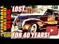 LONG LOST 1938 #LINCOLN #ZEPHYR FOUND! - FMV572