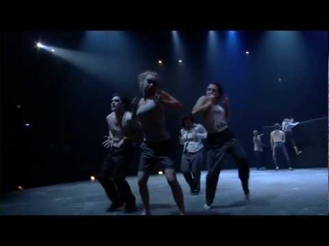 Extrait de Génération 2.0 et La flèche au coeur - spectacles 2012 de l'École nationale de cirque