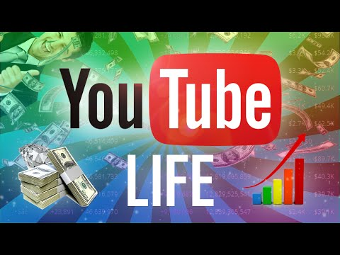 THE YOUTUBE LIFE