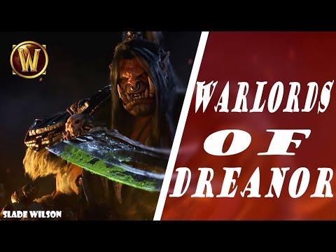 [SW] Видеоролик World of Warcraft: Warlords of Draenor