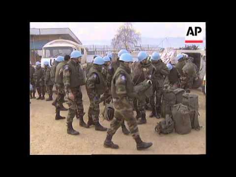 BOSNIA: SARAJEVO: AIRPORT TO RE OPEN
