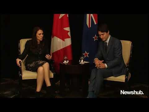 Justin Trudeau seeks guidance from Jacinda Ardern on indigenous issues | Newshub