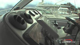 Cruisers Yachts 390 Sports Coupe 2011 Performance Test - By BoatTest.com