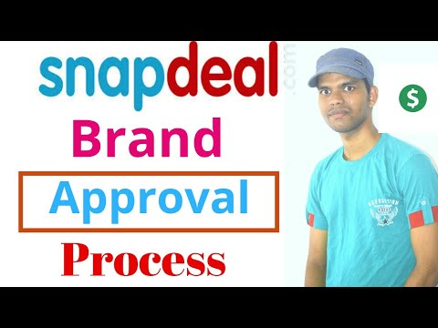 1a5c278ccf4 SNAPDEAL Seller Brand Approval Process