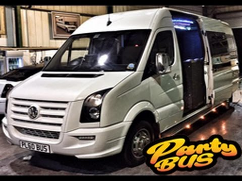 Party Bus Hire by Platinum Limousine Hire