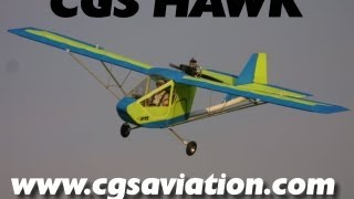 CGS Hawk Ultralight, 12 Ultralight Aircraft that give you the biggest bang for your buck!