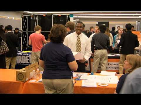 Princeton Career Services' Summer Internship Fair 2010 Advice from Students for Career Fair Success!