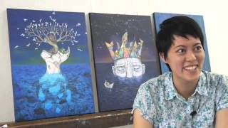 Art Talk with Eryn of Timeless Realm