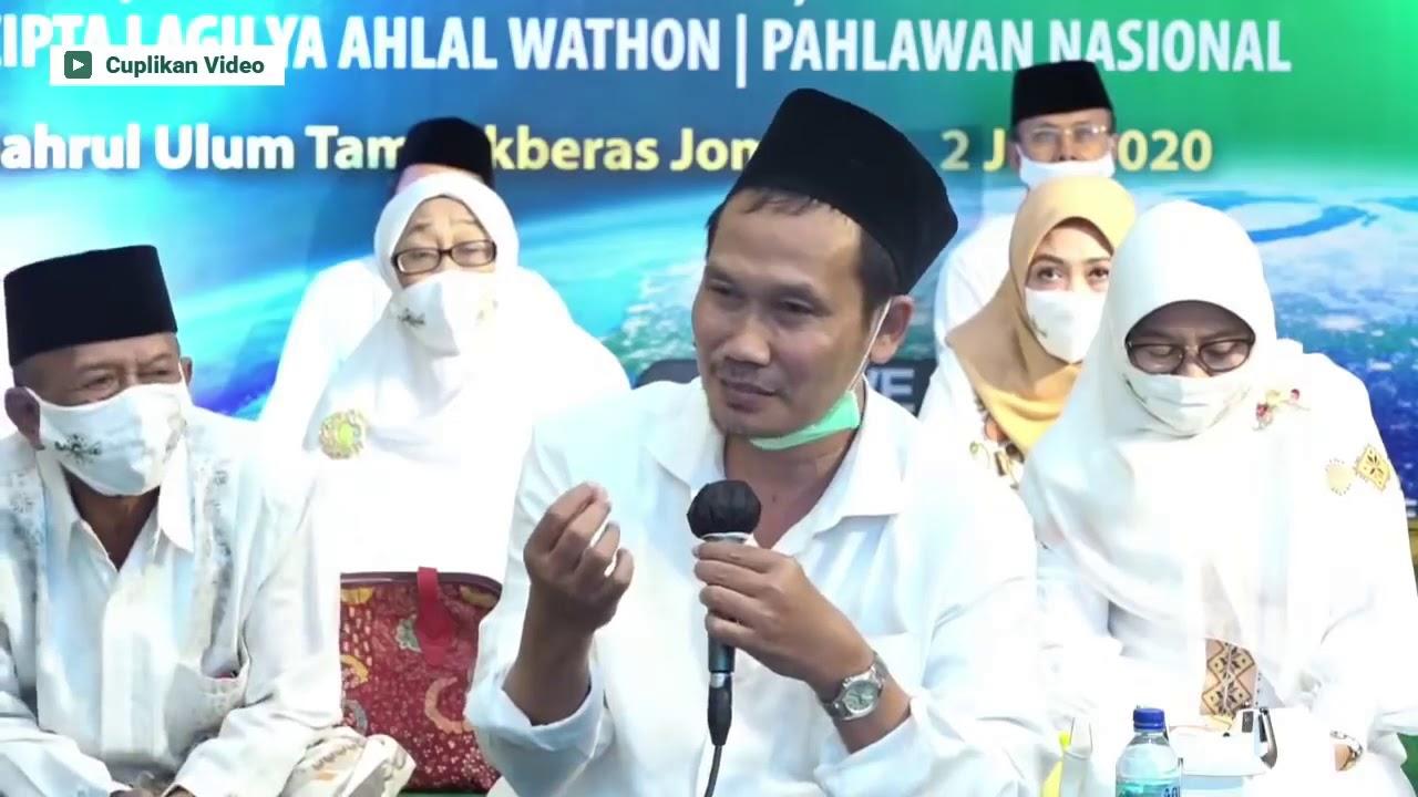 Gus Baha - Haul Ke-49 Mbah Wahab Hasbullah | Ponpes Bahrul Ulum,Jombang