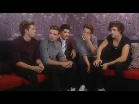 ONE DIRECTION- CHART SHOW CHAT (OCT 2012)