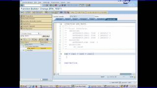 Function Modules in SAP - Day 14