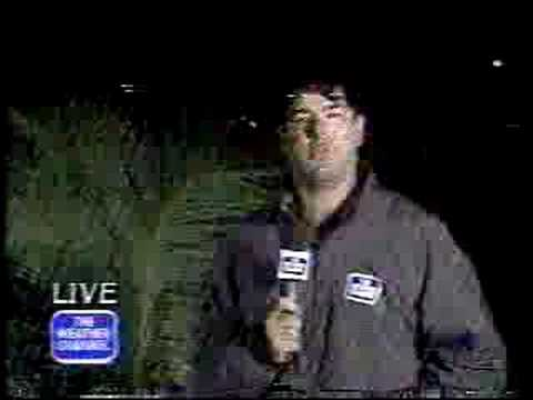 Weather Channel Hurricane Andrew 1992