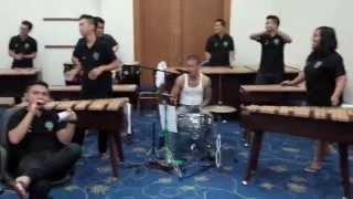 Baby Give It Up - Team Kulintang Balai Besar Rehabilitasi BNN 2015