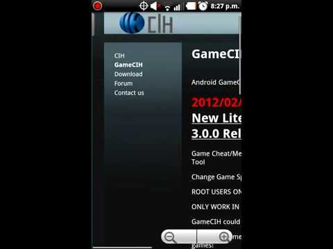 How To Download Game Cih On Android Device