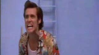 Ace Ventura-Snowflake empty Tank