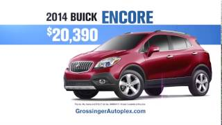 Grossinger Buick GMC Makes it Really Simple
