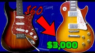 I Traded a $60 Beginner Guitar into a $3,000 Gibson Custom Shop Les Paul | Trade Tuesday Finale