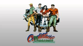 Cadillacs And Dinosaurs - Overture ~ Cadillacs -The 4 Heroes- (STAGE 1-1)