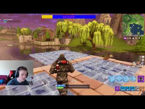 Fortnite ps4 /keyboard mouse / top 10 click follow make me better