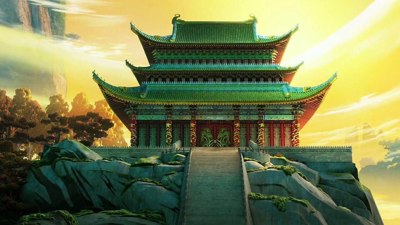 Hans Zimmer Kung Fu Panda 3 Ost  Oogway U0026 39 S Legacy Feat