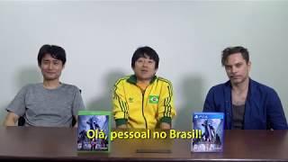 Devil May Cry 5 - Mensagem aos fãs brasileiros durante a WB Games Summit 2018