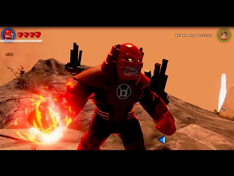LEGO Batman 3: Beyond Gotham - Atrocitus Gameplay and ...