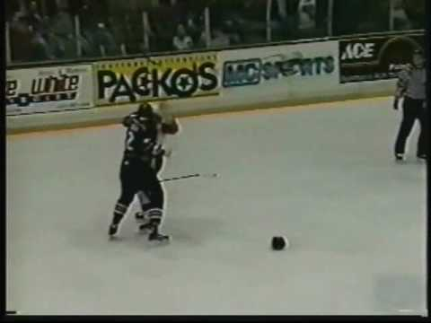 Gloves go Flying; Ken Tasker gets Beatdown